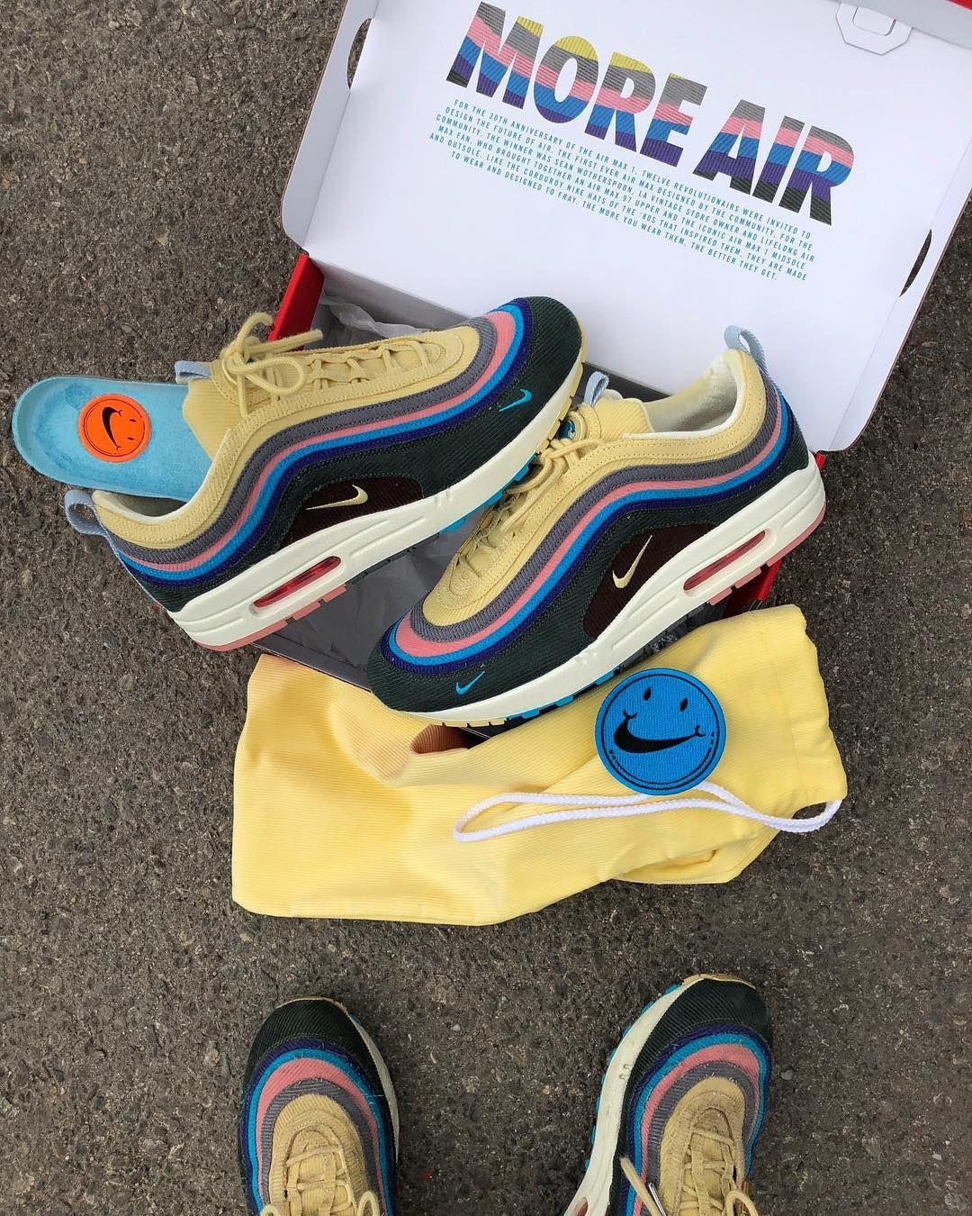 Nike bringt neue Sneakers aus Kord raus - und wir müssen sie haben! #shoegame