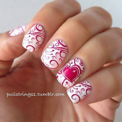 100 Best Nail Art Designs Just For You Girls Nails Nail