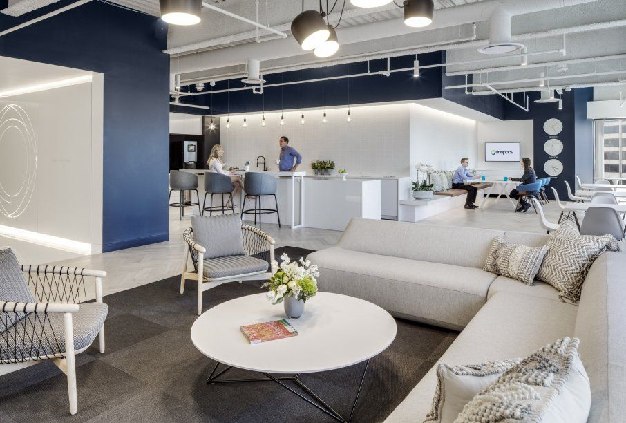 Workspace and office design projects in boston unispace unispace
