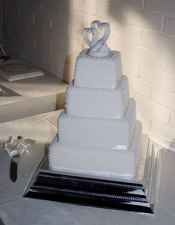 Cake Wedding Inspired By Mich Turner