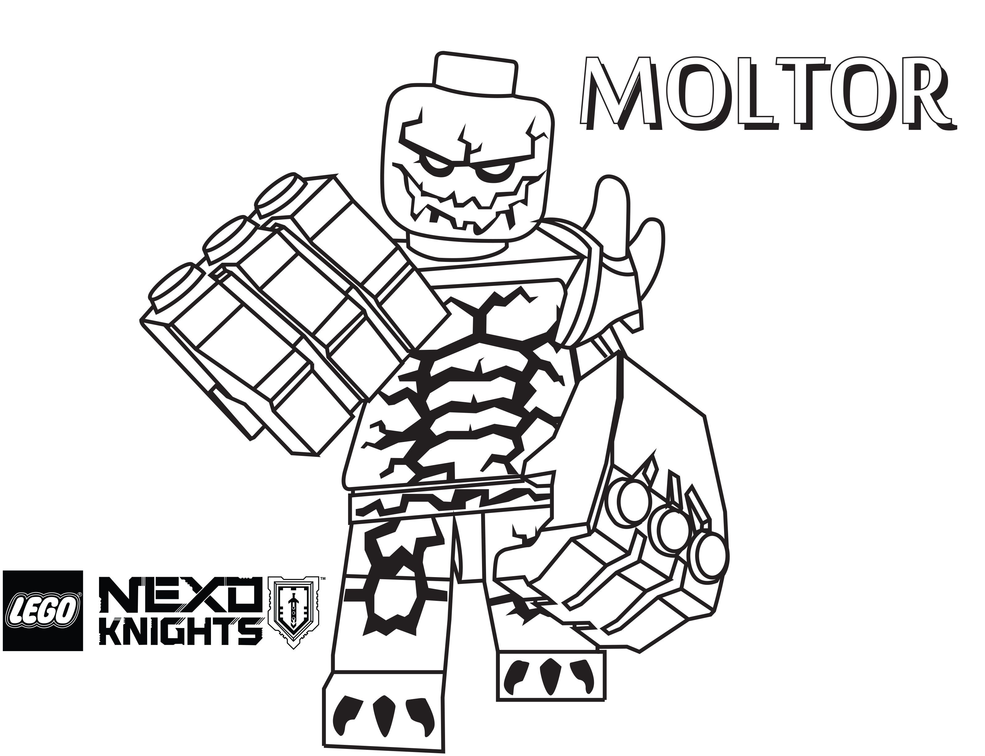 Lego Ninjago Ausmalbilder Cole : Lego Coloring Page Of Monsters Free Coloring Pages Download Xsibe