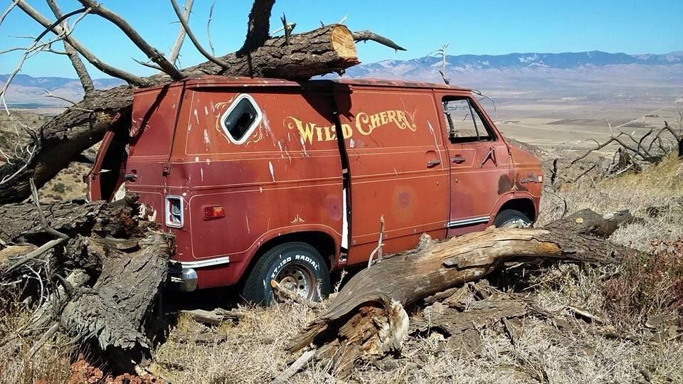 Wild Cherry Custom 70 S Chevy Van Chevy Van Vehicles Custom Vans