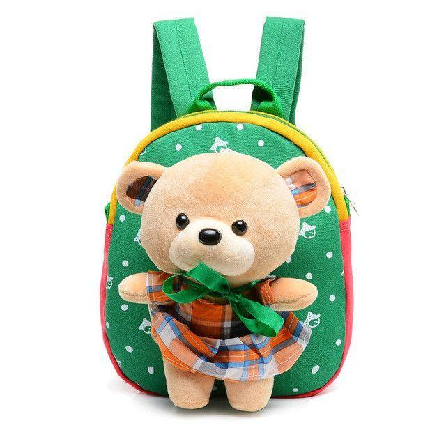 4683707ccbf ... premium selection e8c93 7e79c 2017 Hot sales children school bags cute  cartoon bear infant backpacks for ...