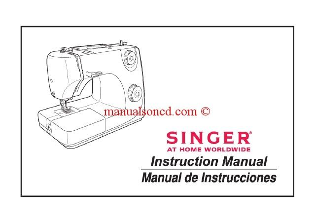 Singer 40 Sewing Machine Instruction Manual Sewing Machine Extraordinary Singer Industrial Sewing Machine Instruction Manual