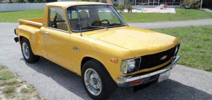 Chevy LUV (Light Utility Vehicle) Stepside Sweet! | Things I