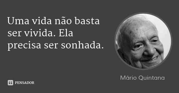 Mario Quintana Poemas Curtos De Amor Citacoes Famosas Citacoes