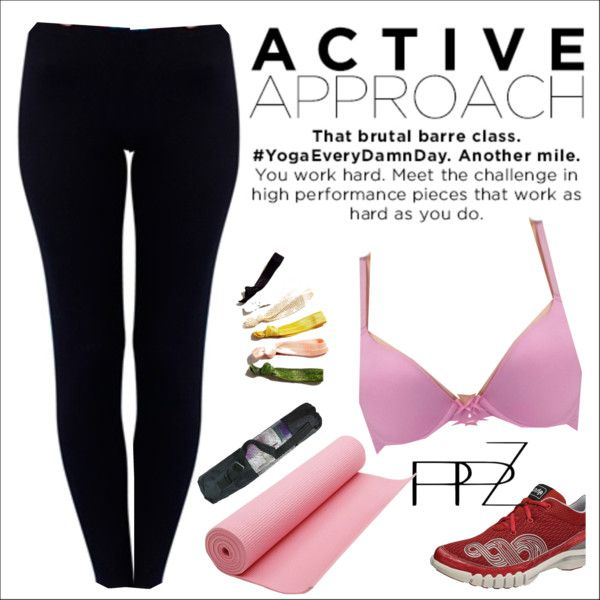 PPZ by teoecar on Polyvore featuring moda, Beyond Yoga, Ahnu and PPZ