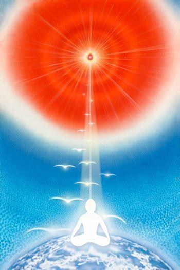 point stage   Brahma kumaris meditation, Rajyoga ...