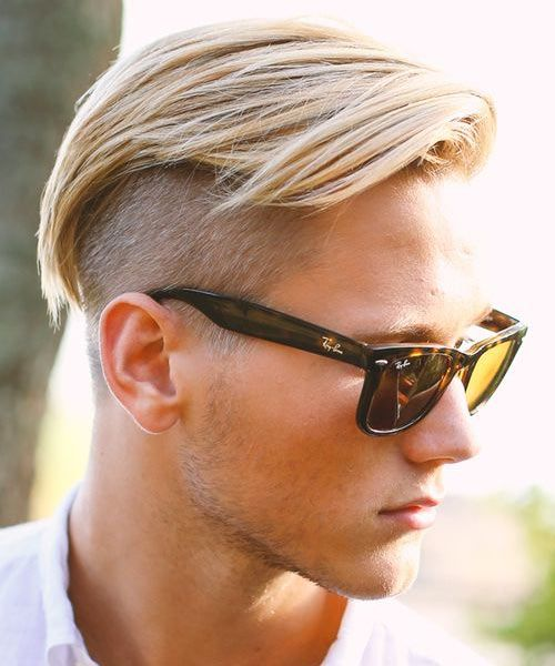 Top 3 Menu0027s Hairstyles With Shaved Sides