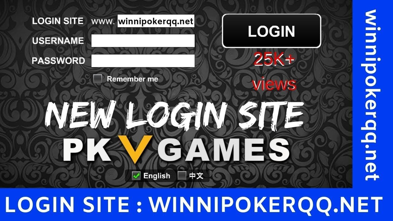 Login Site Domino99 | Login Site Pkv Games Apk #