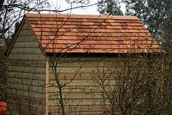 Best Shed Roofing Cedar Roofing Shingles Cedar Shingle Roof 400 x 300