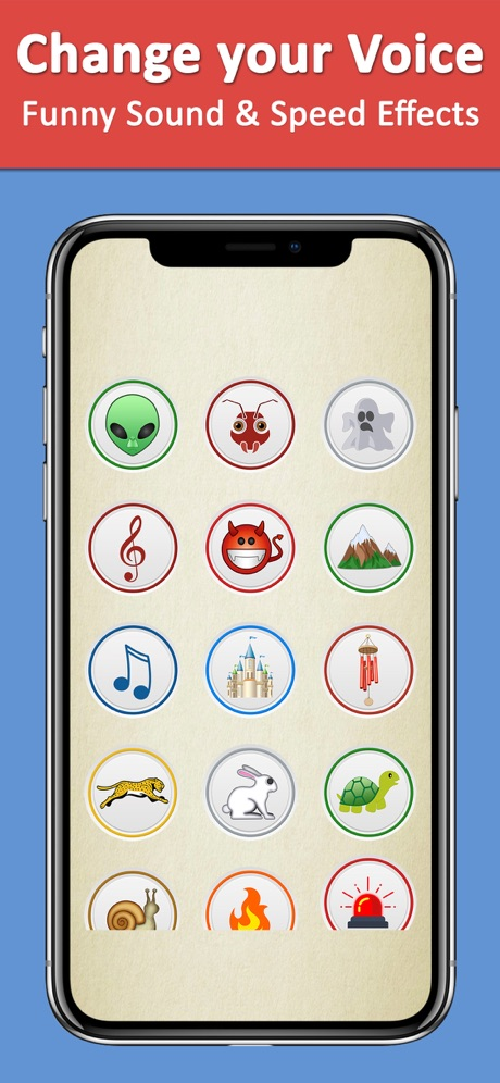 Voice Changer Recorder Fuvoch on the App Store (FREE w/in