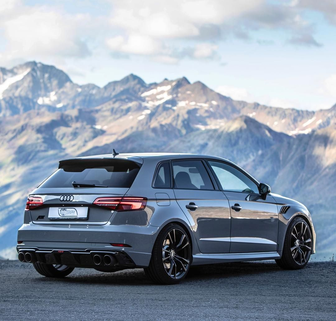 Here Comes Another Majestic Shot Of The Nardo Gray Pocket Rocket Climbing The Bavarian Alps It Really Was Magical Audi Rs3 Audi A3 Sportback Vacances De Reve