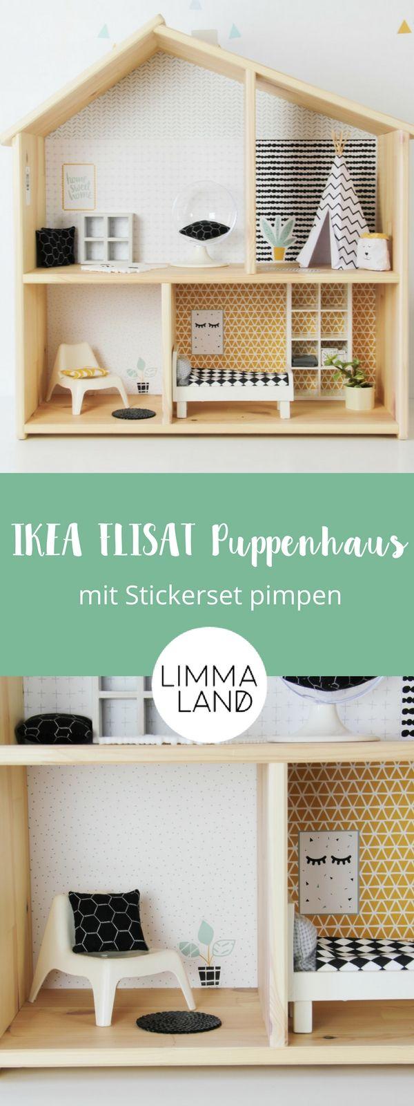 Das IKEA FLISAT Puppenhaus ist noch recht neu im Programm, aber ...