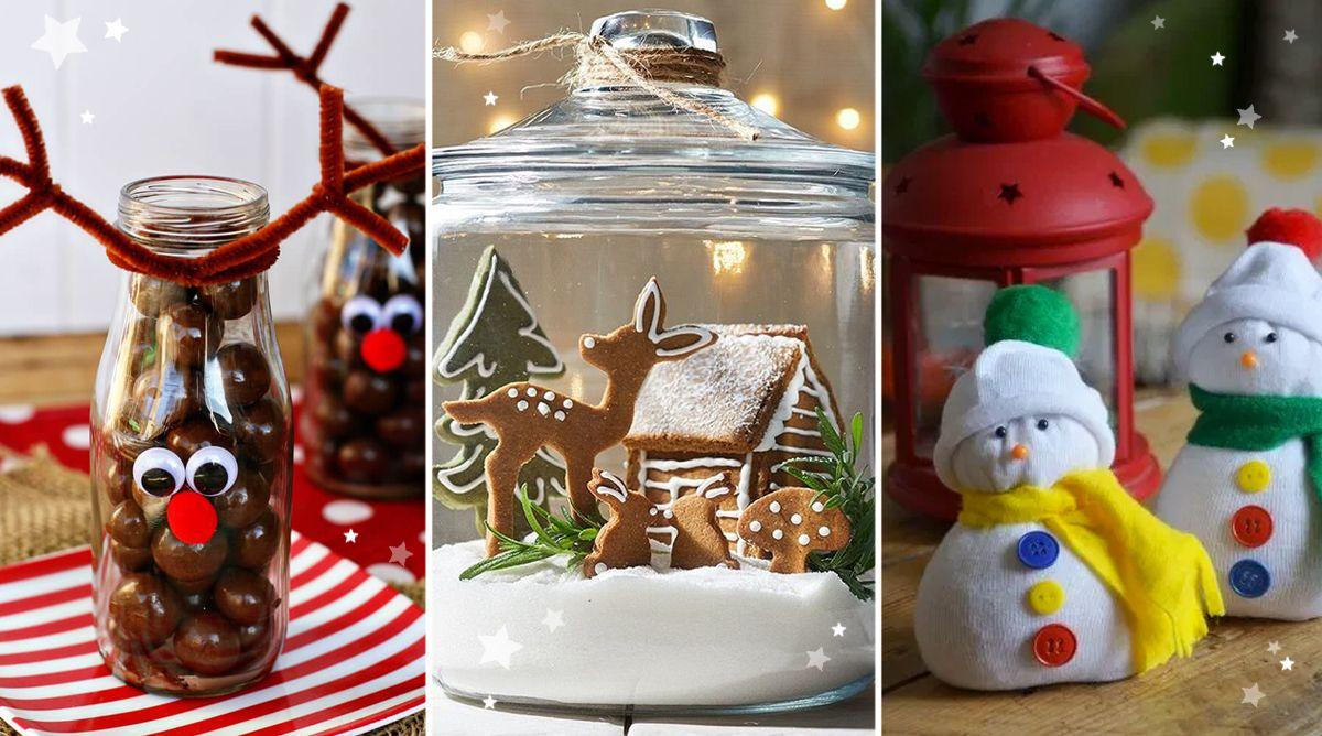 20 Idees De Cadeaux De Noel A Faire Soi Meme Idee Cadeau Noel