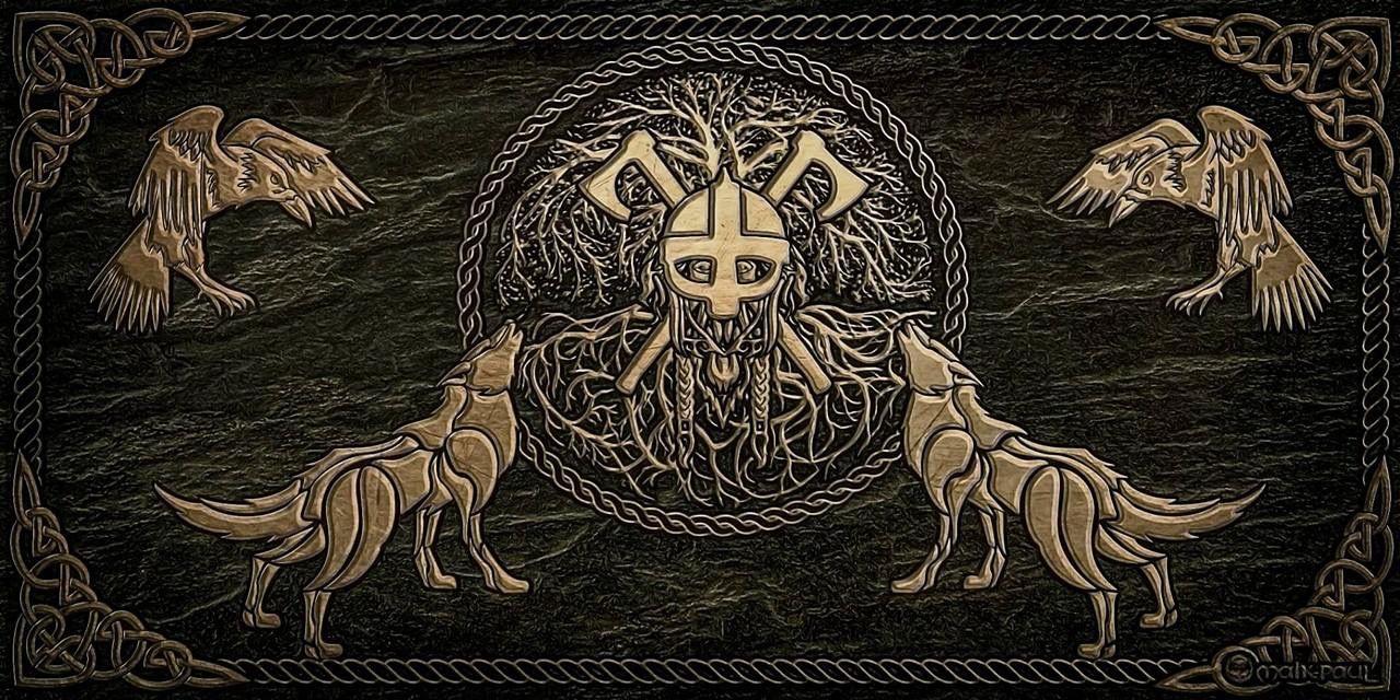 картинки богов рун битюге