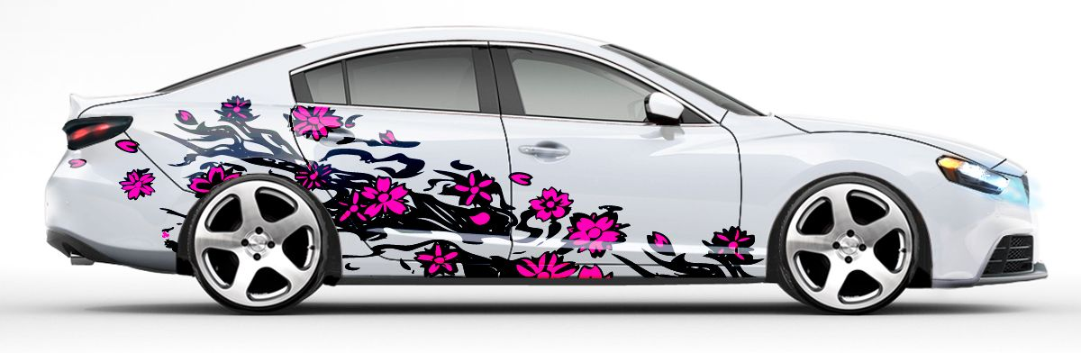 Decalkits Com Quick Death Car Wrap Car Wrap Design Car