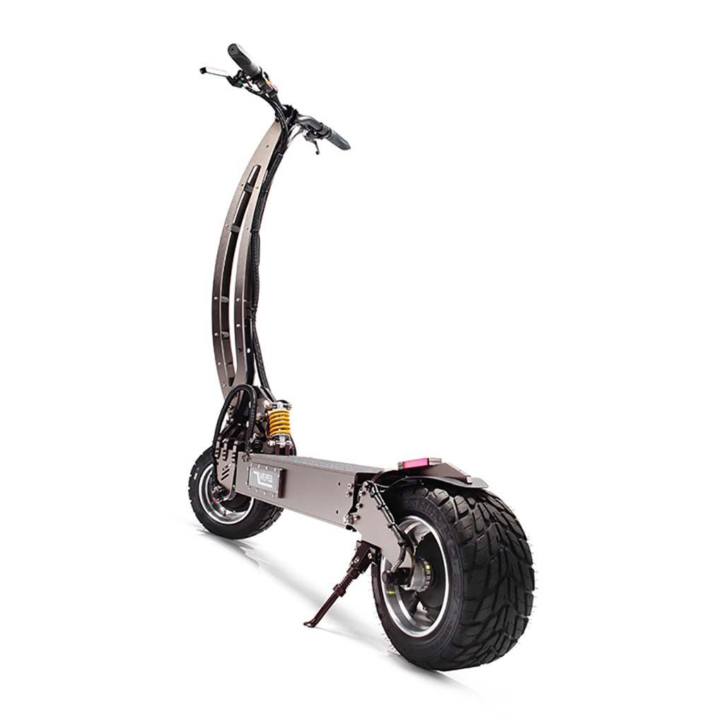 Weped Gt 50e Electric Scooter I 2020 Ting A Kjope