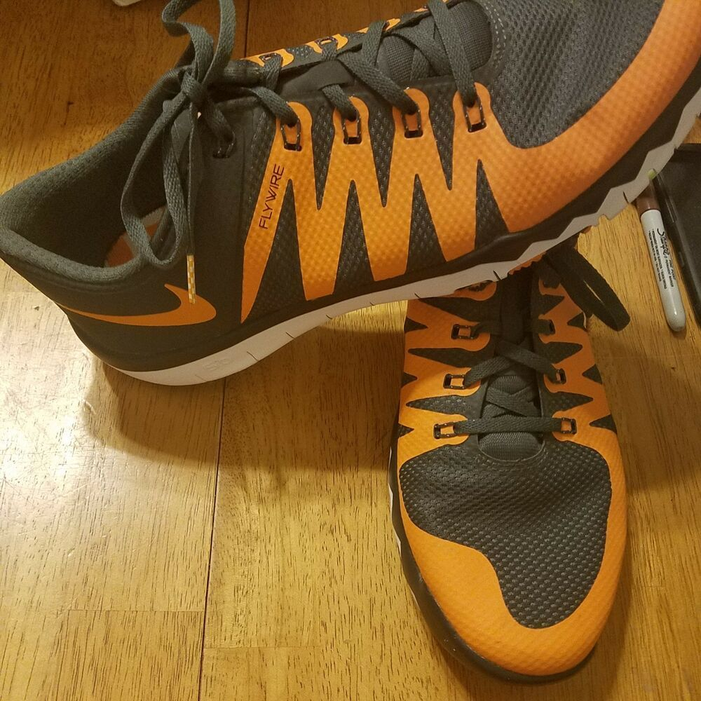 c888e5ae3ede Nike Free Trainer 5.0 V6 AMP Tennessee Volunteers 723939 004 Men s SZ 13   fashion  clothing  shoes  accessories  mensshoes  athleticshoes (ebay link)