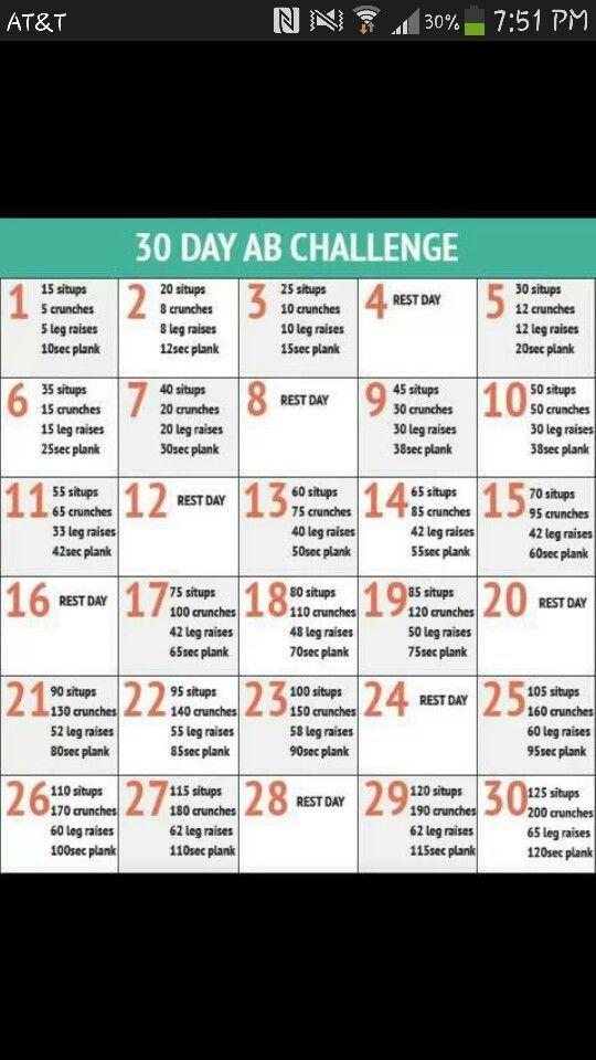 28-Day Belly Fat Blast Challenge