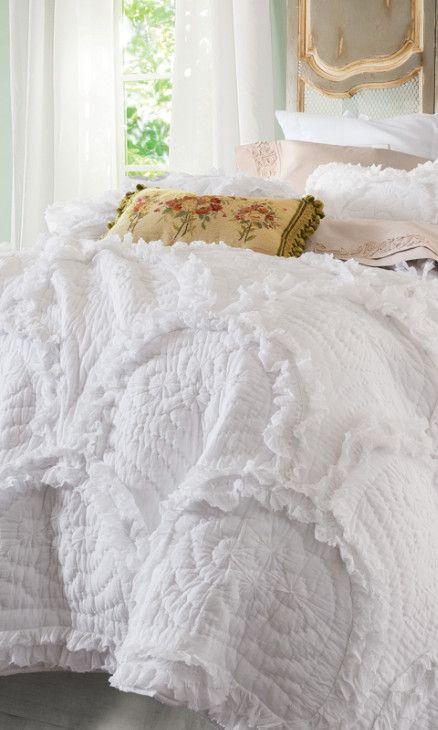 Sansa Quilt - Summer Quilt, Light Summer Bedding, Cotton ...