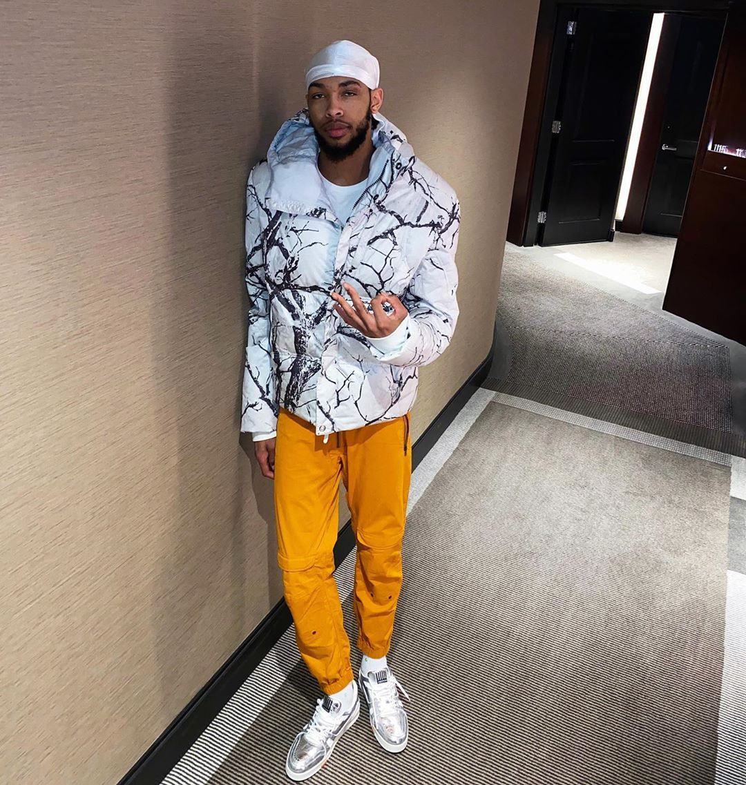 Brandon X Ingram On Instagram Still Still In 2020 Nba Outfit Strong Woman Tattoos Beautiful Womens Sweaters