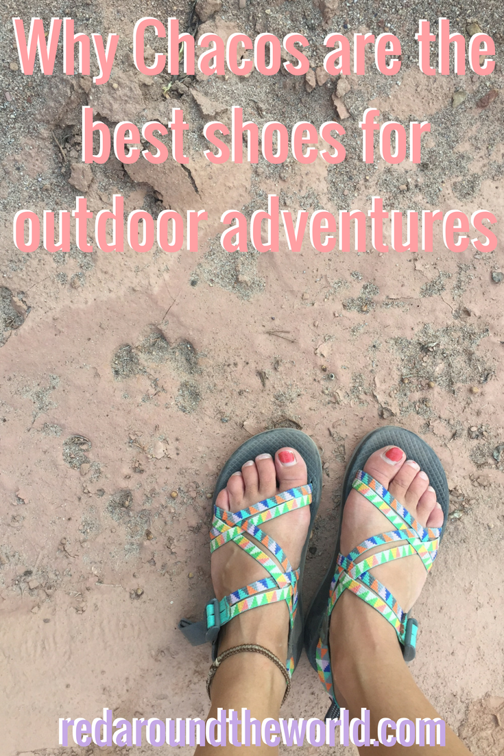 9669bc3d1fee This Chaco review will help you decide if these are the right hiking sandals  for you!