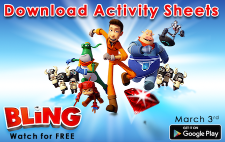 BLiNG Review & 25 Google Play Gift Card Giveaway Google