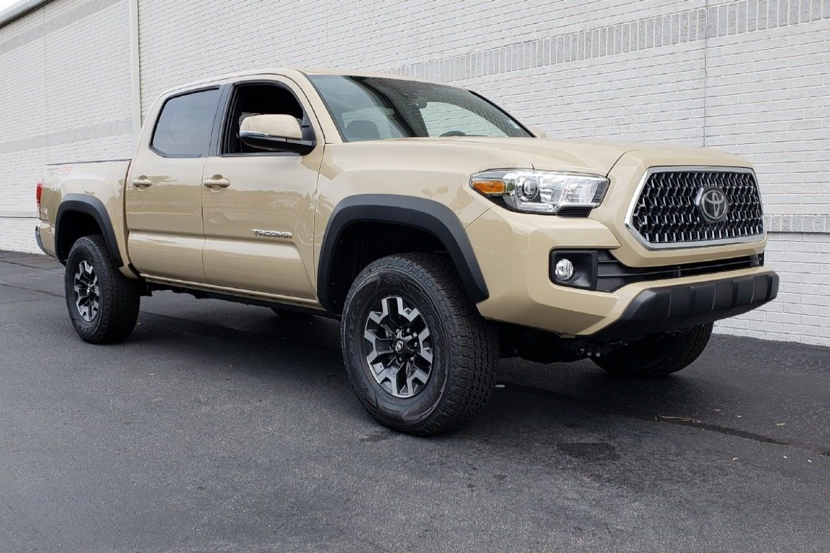 2019 Toyota TRD OffRoad Double Cab Review Toyota