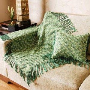 Manta de Crochê para Sofá – Fotos e Modelos  59adefcb801