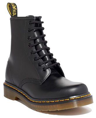 Dr. Martens Women s Original 1460 Boots - Shoes - Men - Macy s ... bfc51d5d55