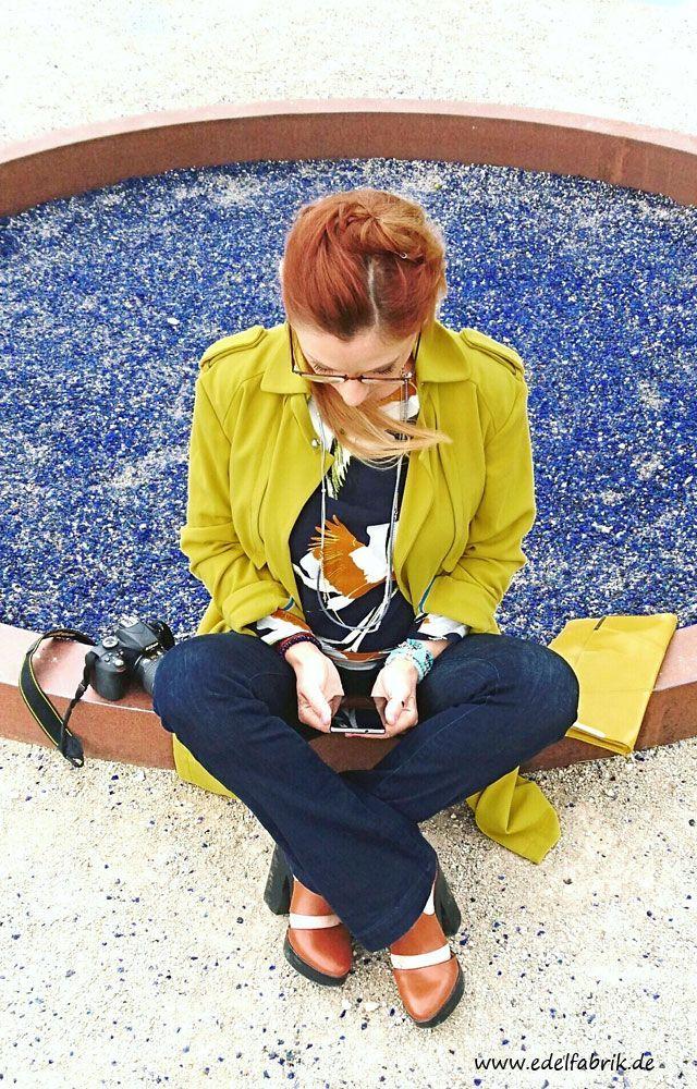 3 Tipps - Wie style ich die Trendfarbe Gelb | Mode ...