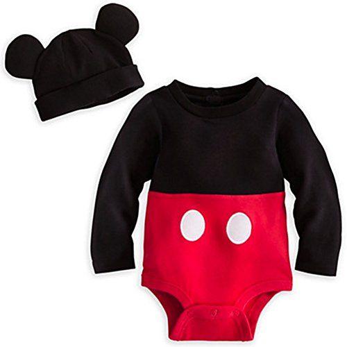 d2010362e Disney Store Mickey Mouse Costume Onesie Bodysuit Size 12 - 18 Months Disney  http:/