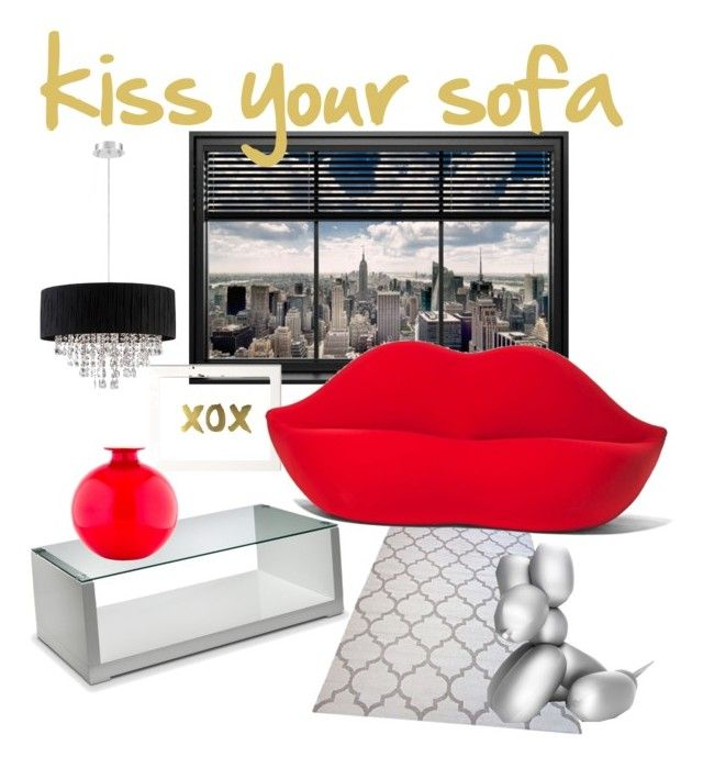 Kiss Your Sofa By On Polyvore Featuring Interior