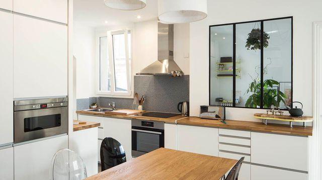 Afficher Limage Dorigine Idées Cuisine Pinterest Cuisine - Decoration sejour cuisine ouverte pour idees de deco de cuisine