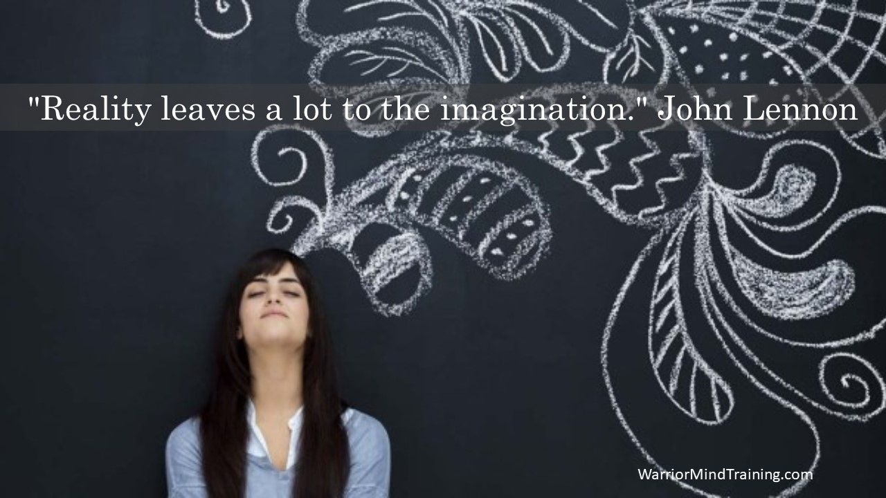 Reality Leaves A Lot To The Imagination John Lennon Develop The