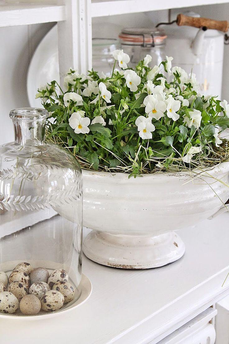 Fr hli floral arrangements deko fr hling fr hlings for Deko ostern