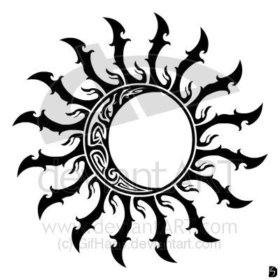 Gudu Ngiseng Blog Sun And Moon Tattoo Designs Tattoos Pinterest