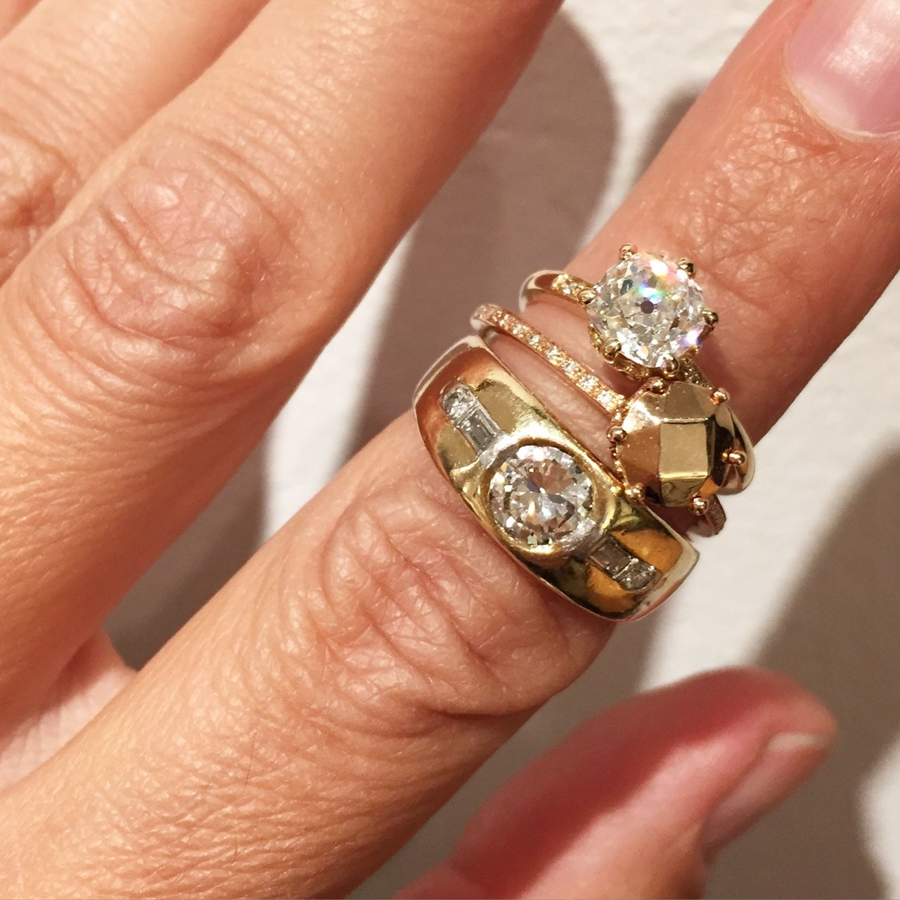 Anna Sheffield / Heirlooms make for the perfect Bespoke Hazeline...