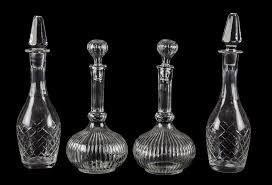 Risultati immagini per antica vecchia bottiglia decanter deco