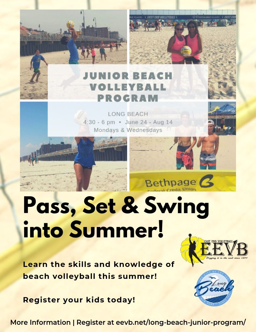 Pin by Kathleen Caulson on Volleyball Flyers Beach