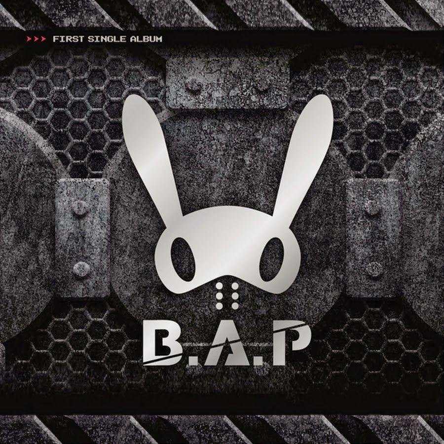 BAP logo font / typeface Kpop logos