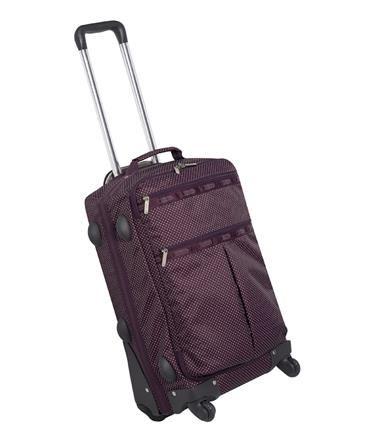 1336e26e1a8 LeSportsac   22 Inch 4 Wheel Luggage    275   EDC and backpacks