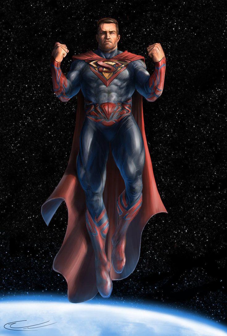 #Superman #Fan #Art. (Superman) By: CurtisWalkerWood. (THE * 5 * STÅR * ÅWARD * OF: * AW YEAH, IT'S MAJOR ÅWESOMENESS!!!™)[THANK U 4 PINNING!!!<·><]<©>ÅÅÅ+(OB4E)