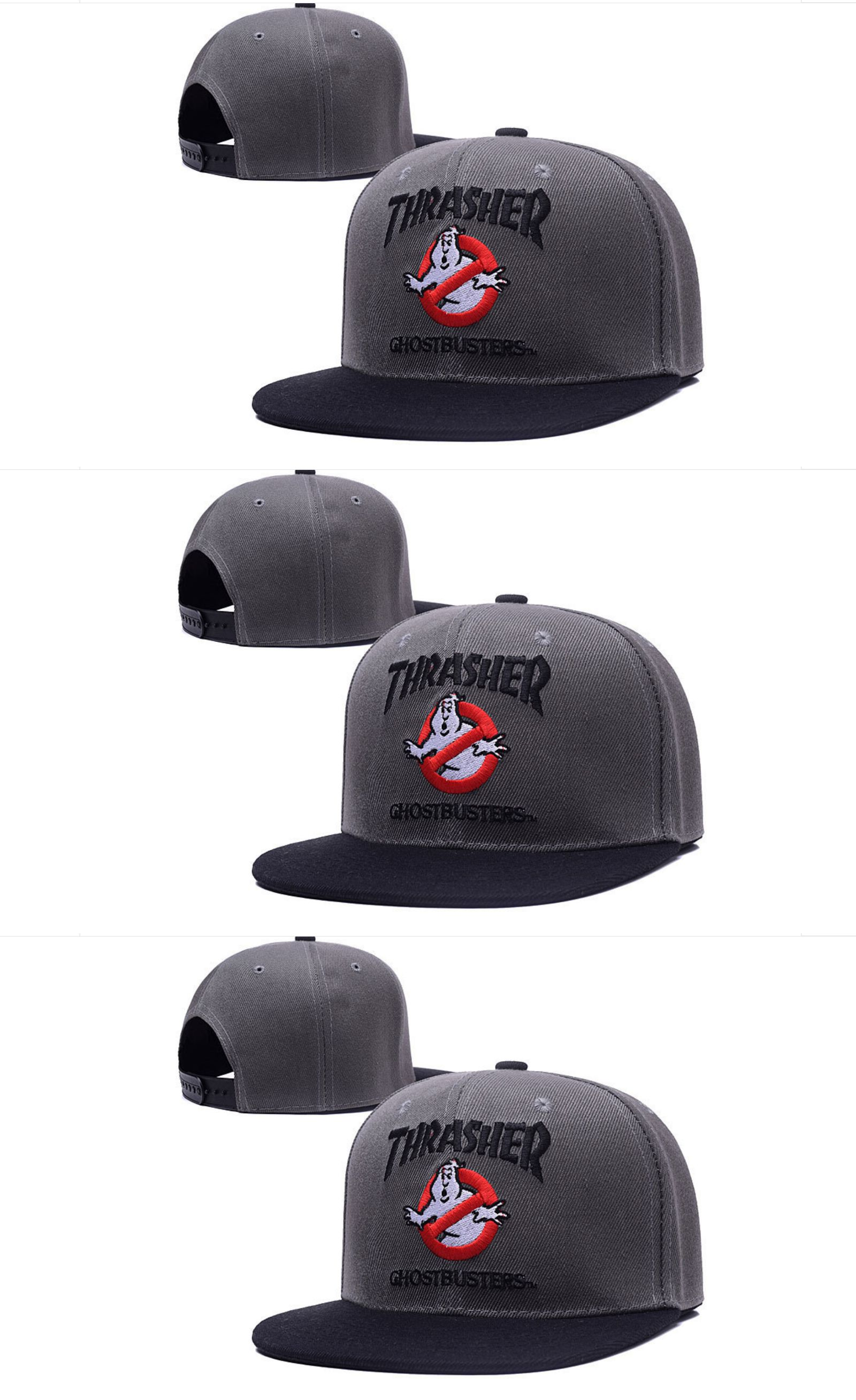 38c4e214134 Clothing Shoes and Accessories 159077  Thrasher Hat Skateboard Snapback  Logo Ghostbusters -  BUY IT NOW ONLY   13.92 on eBay!