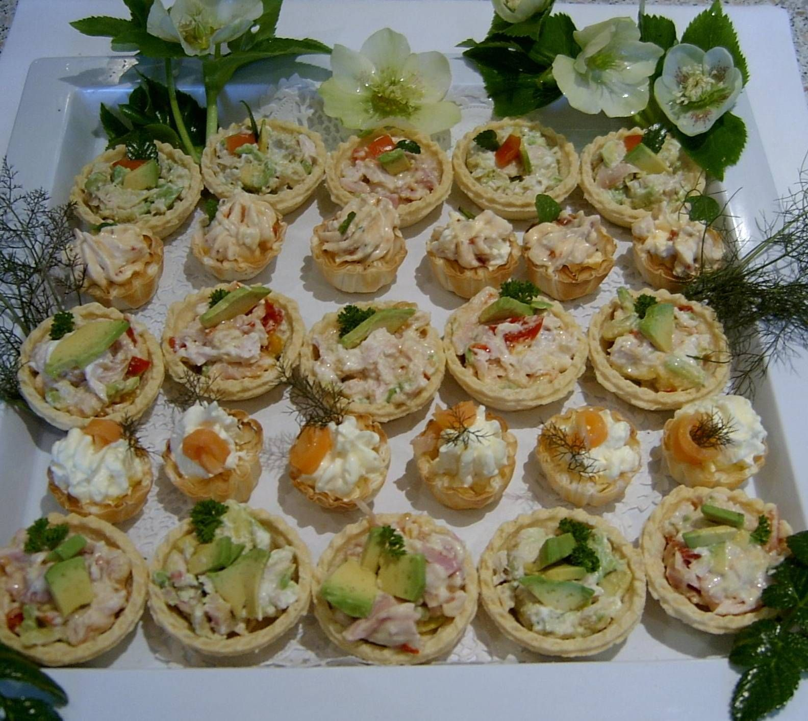 Finger Food Wedding: Wedding Finger Foods