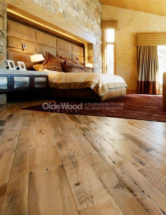 We Provide Reclaimed Solid And Engineered Hardwood Flooring Options