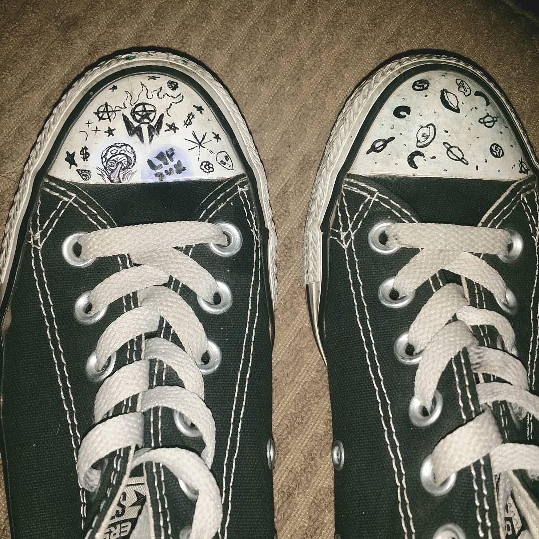 provocative-planet-pics-please.tumblr.com I drew on my shoes