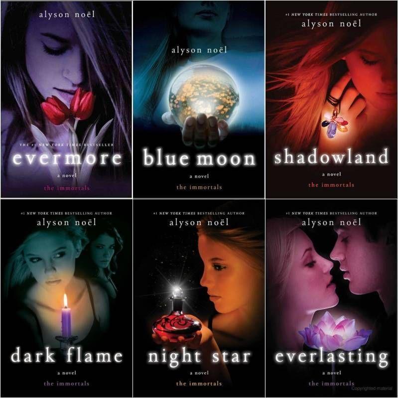 Evermore Book Series
