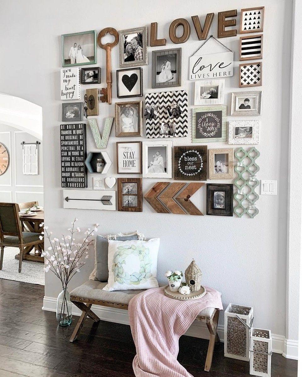 Coole Wohnzimmer Deko Wand | Wohnzimmer Ideen
